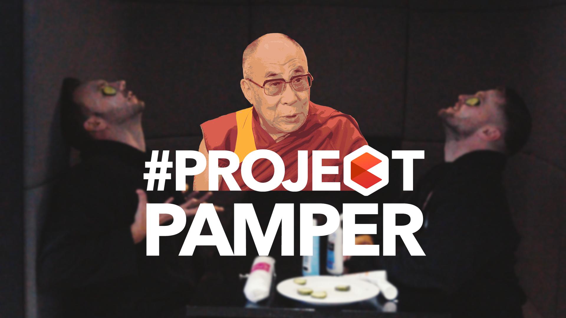 #ProjectPamper