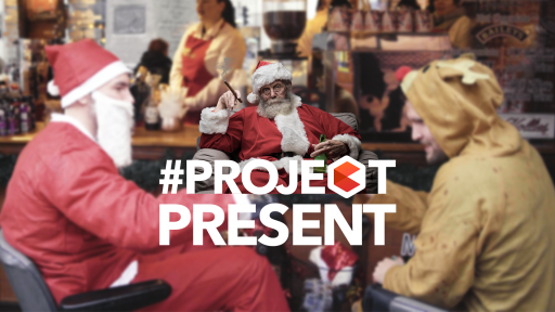 #ProjectPresent