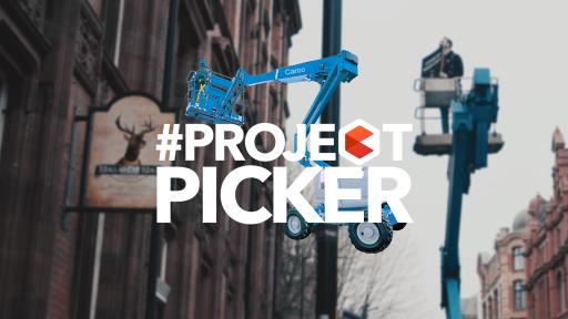 #ProjectPicker